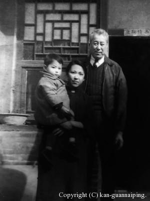 小乃平と父母